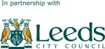 In partnership with LCC logo