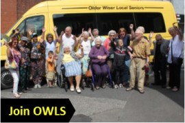 Join OWLS graphic