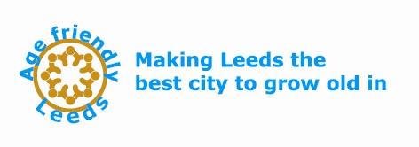 Age Friendly Leeds logo